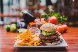 vegansk, mackies, aarhus, pizza, burger