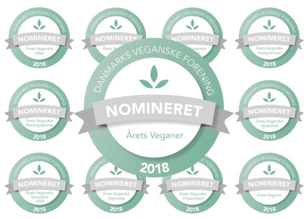 veganske priser, prisuddeling, veganer, forening